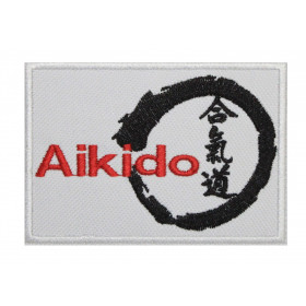 Bordado Aikido (Patch)