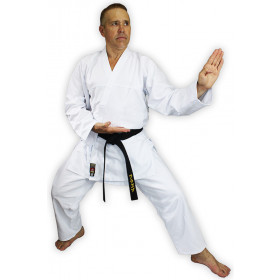 KARATE BRIM BRANCO ADULTO