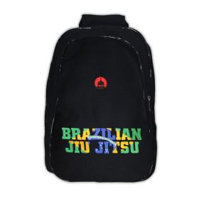 MOCHILA BACKPACK TRANÇADA BRAZILIAN JIU JITSU