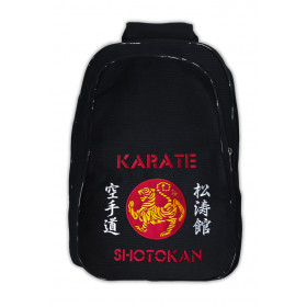 MOCHILA BACKPACK TRANÇADA KARATE SHOTOKAN