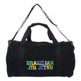 BOLSA TRANÇADA BRAZILIAN JIU JITSU