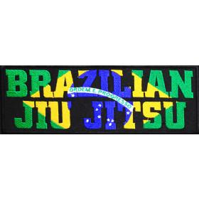 Bordado Brazilian Jiu Jitsu