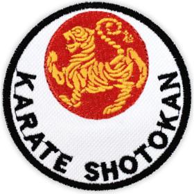 Bordado Karate Shotokan Logo