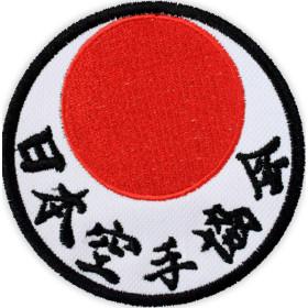 Bordado Nihon Karate Kyokai