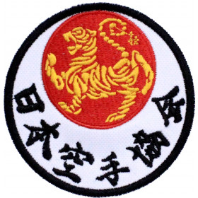 Bordado Nihon Karate Kyokai / Shotokan