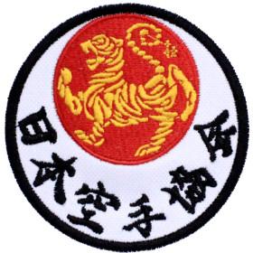 Bordado Nihon Karate Kyokai / Shotokan
