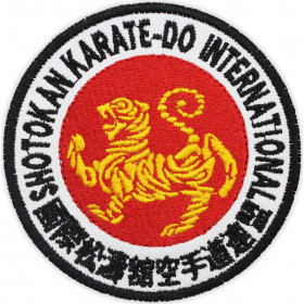 Bordado Shotokan Karate-do Internacional