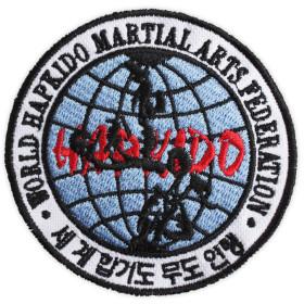 Bordado Federação Mundial de Hapkido